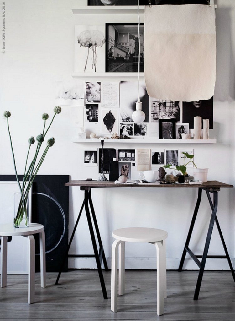 7 Alternative Art Display Ideas To Bring Your Walls To Life Diy Home