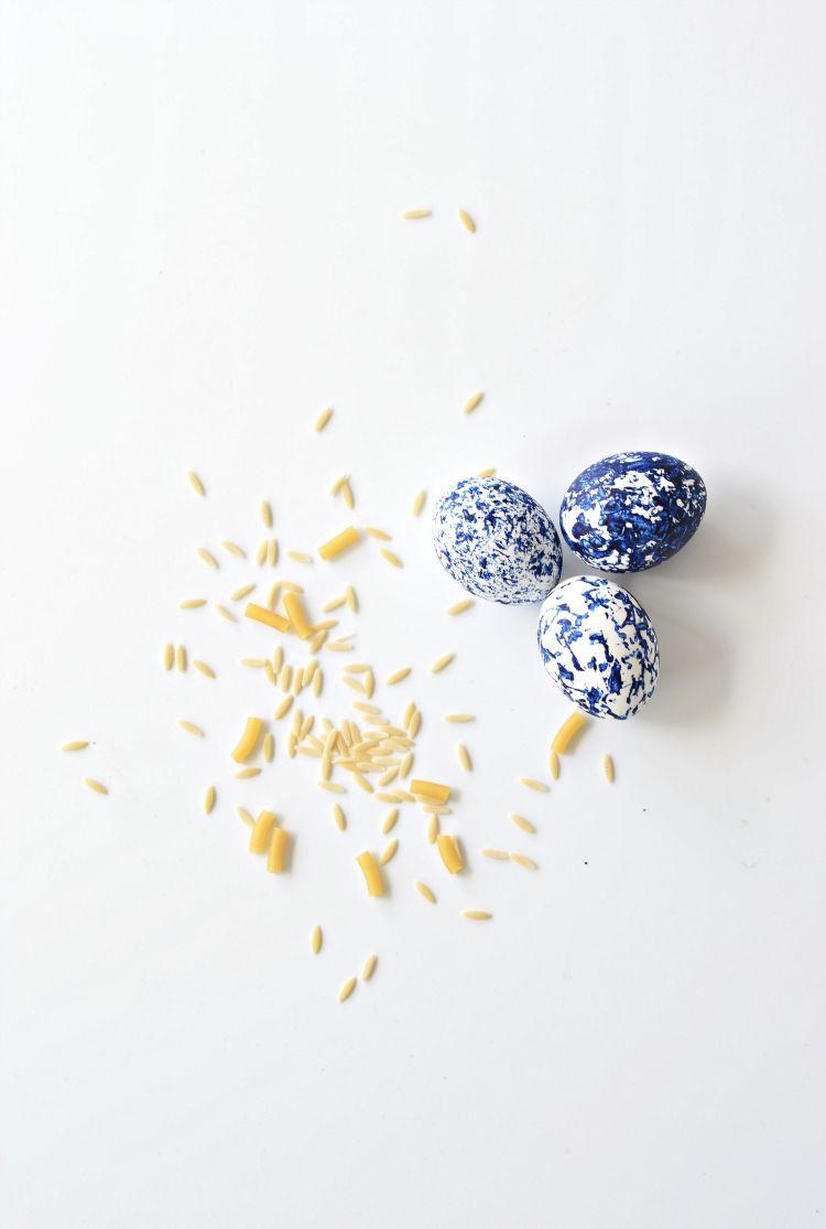 hard boiled egg decorating ideas