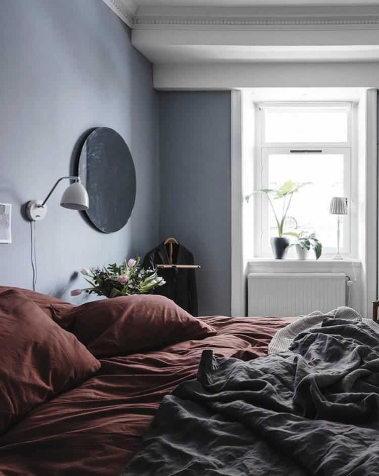 bedroom color scheme neutral tones not white