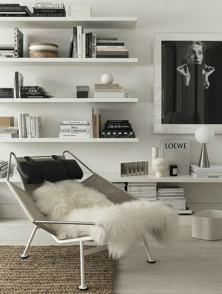 how to style a bookcase like a pro
