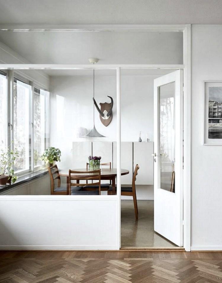 increase natural light in dark room