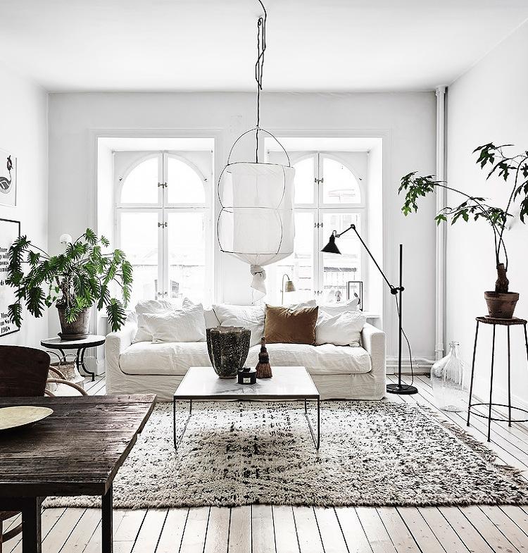 how to create Scandinavian home decor