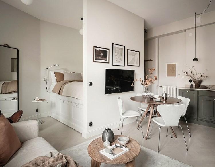storage ideas for small spaces studio