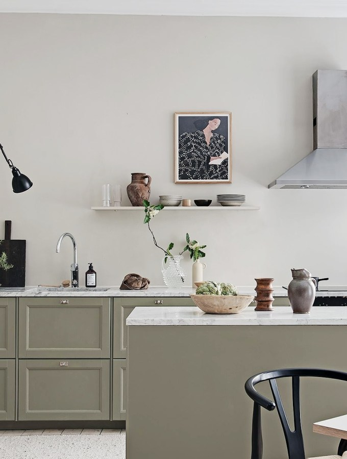 How to create a kitchen that never goes out of style