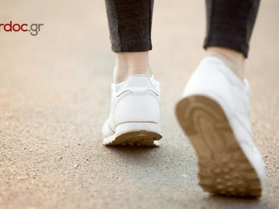Το έντονο περπάτημα χαρίζει χρόνια