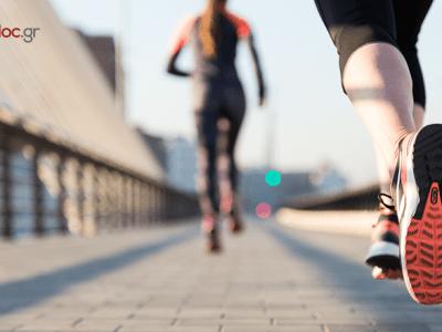 Η γυμναστική προλαμβάνει τα χρόνια νοσήματα