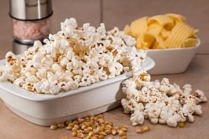Popcorn Snacks for Better Sleep