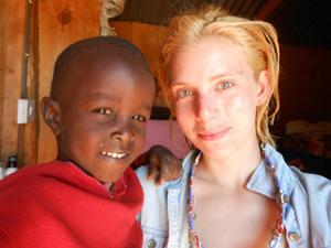 Marisa's Experiences Traving to Maasailand