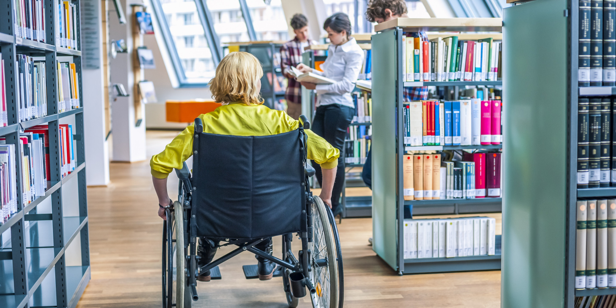 Navigating College with an Impairment