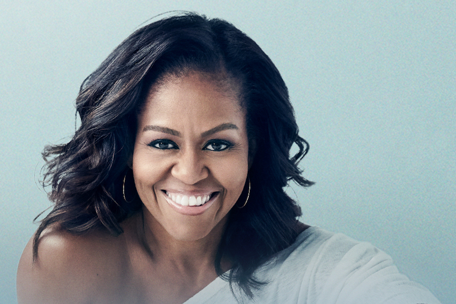 Michelle Obama – #WomenWhoLead: Powerful Women Changing the World