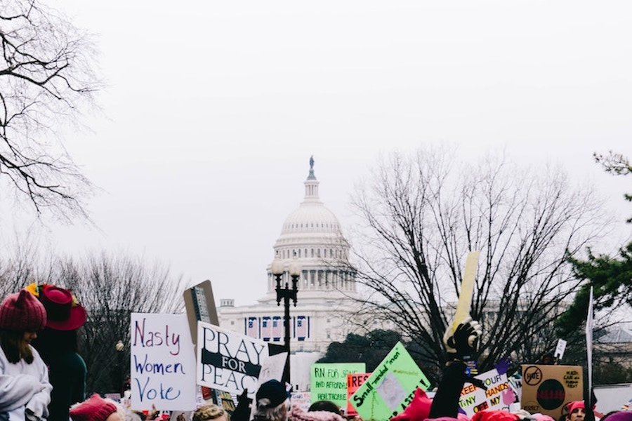 Grassroots or Government: Which Approach is Best for the Women's Rights Movement
