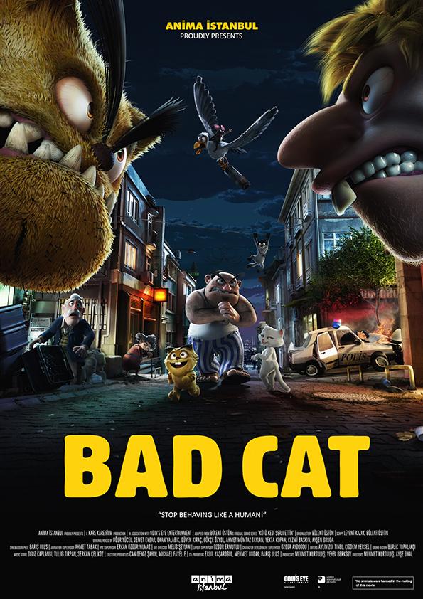 Bad Cat Movie Release Date In Dubai