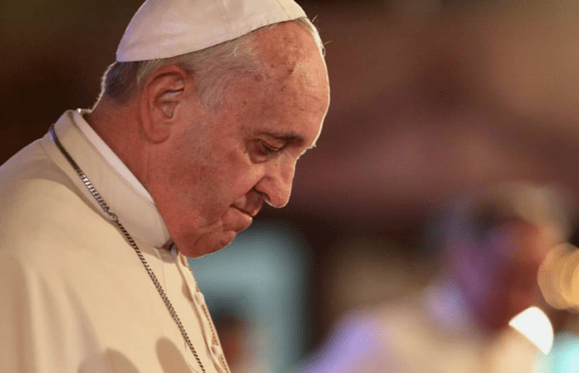 Pope Says Nepal Earthquake is an 'Act of God' and Calls for Change