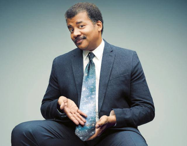 Neil Degrasse Tyson is Donating Sperm in Massive Quantities