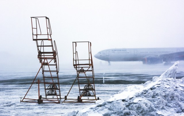 More Than 6,000 Airplanes are Still Frozen Over US Airspace