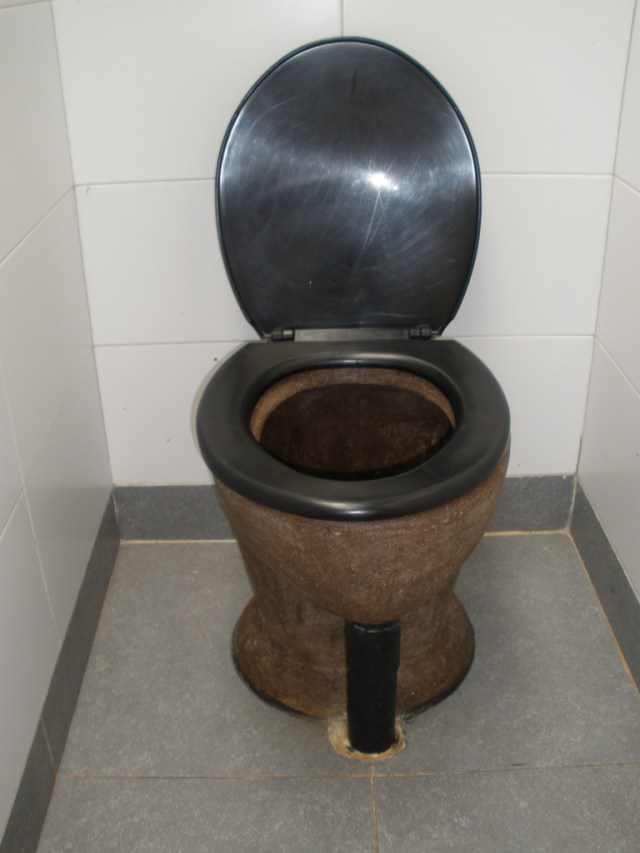 Demand for Structurally-Reinforced Toilets Spikes as More Obese Americans Poop With Their Smart Phones