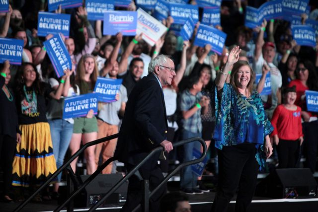 "Sexist Liberals Divide Party by Excluding ""Bernie Hoes"""