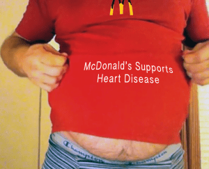 McDonald's is Giving Away Red Heart Disease Awareness T-Shirts With Purchase of Grand Big Mac Meal 3