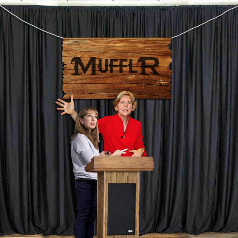 Elizabeth Warren Becomes Spokeswoman for New Lesbian Dating App Mufflr