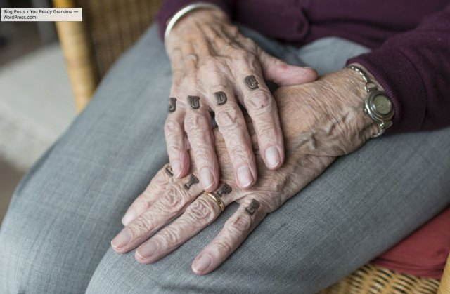 "86-year-old Ruth Bader Ginsburg tattoos ""JUDG LYFE"" on her knuckles"
