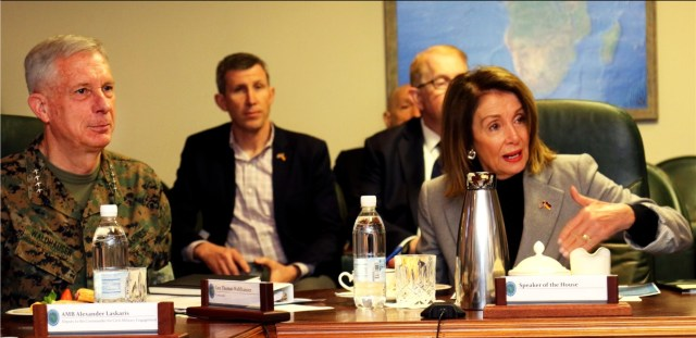"Pelosi: ""We have the pee tape and it's hot as hell"""