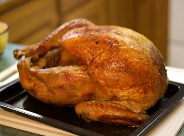 """Trump: """"The radical left is taking Jesus out of the Thanksgiving Turkey preparation process"""""""