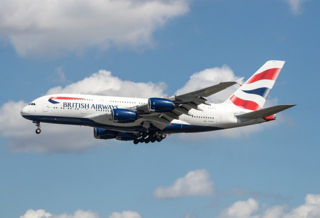 British Airways will exclusively fly people infected with coronavirus to keep passengers safe