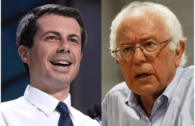 BREAKING: Pete Buttigieg confirms Bernie Sanders said he didn't think a bottom could win the presidency