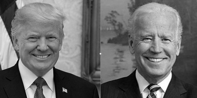 AARP Poll Ranks Biden as Being 'Decidedly More Fuckable' Than Trump
