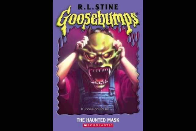 Trump Won't Wear a Mask Because He's Afraid of This Goosebumps Book