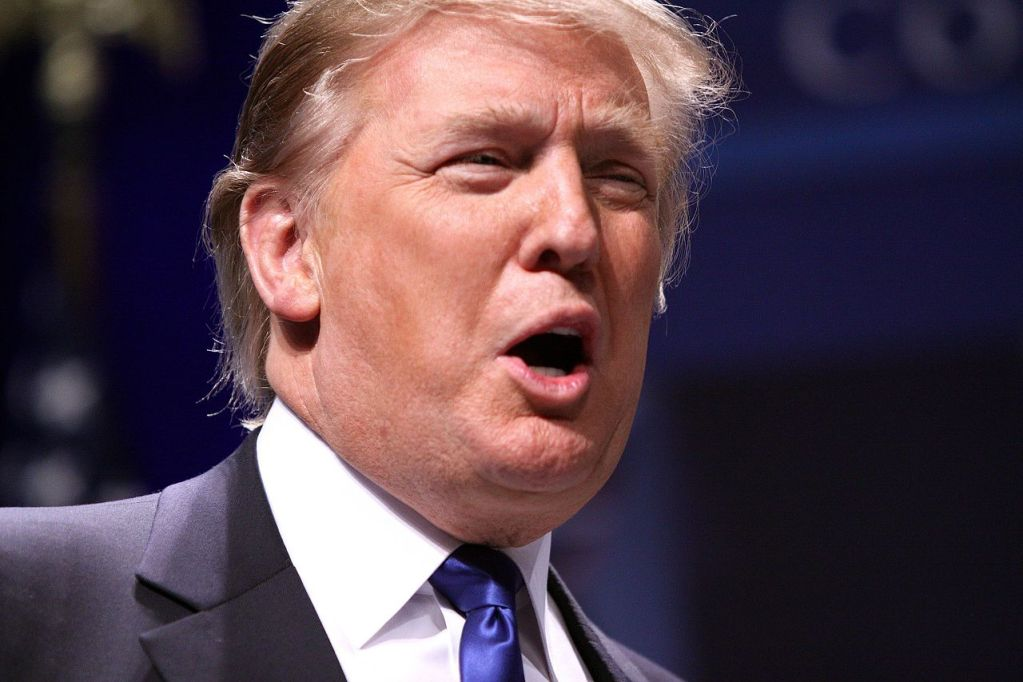Video shows trump crying and overeating after election loss