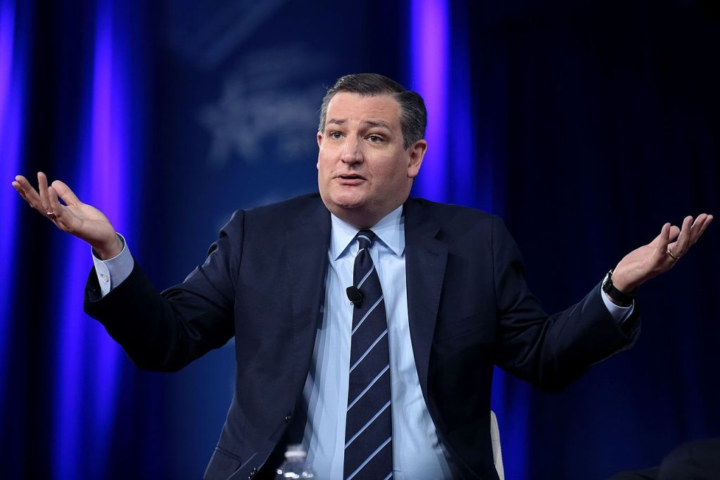 Ted Cruz Missing After Zodiac Killer Cypher Decoded