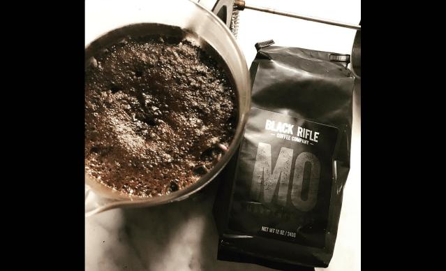 conservative coffee company black rifle wont serve black coffee