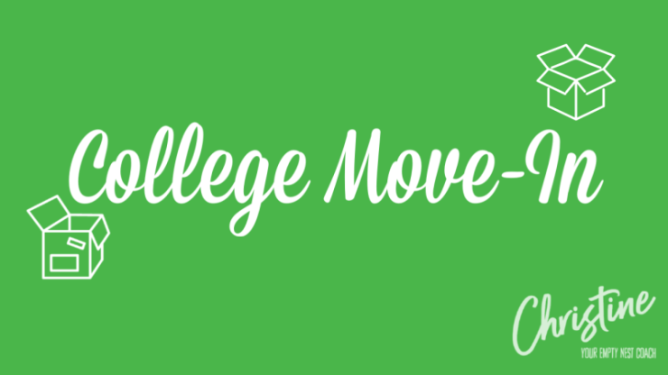 College Move-In Day: Tips & Helpful Items