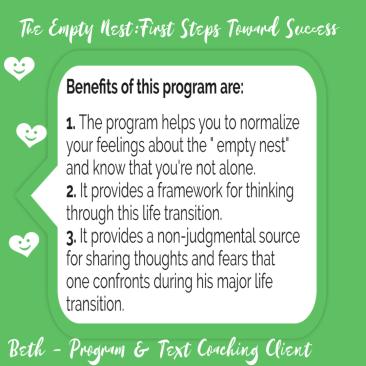 More Program Benefits!