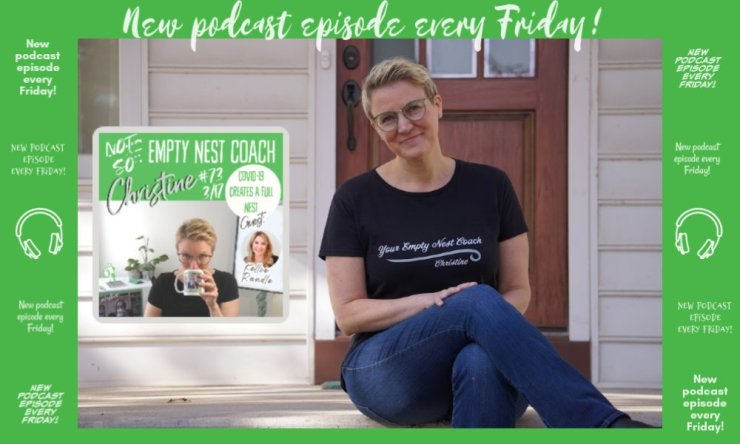 73: The Not So Empty Nest (COVID-19 Social Distancing) Number 2 with Kellie Randle, March 17, 2020