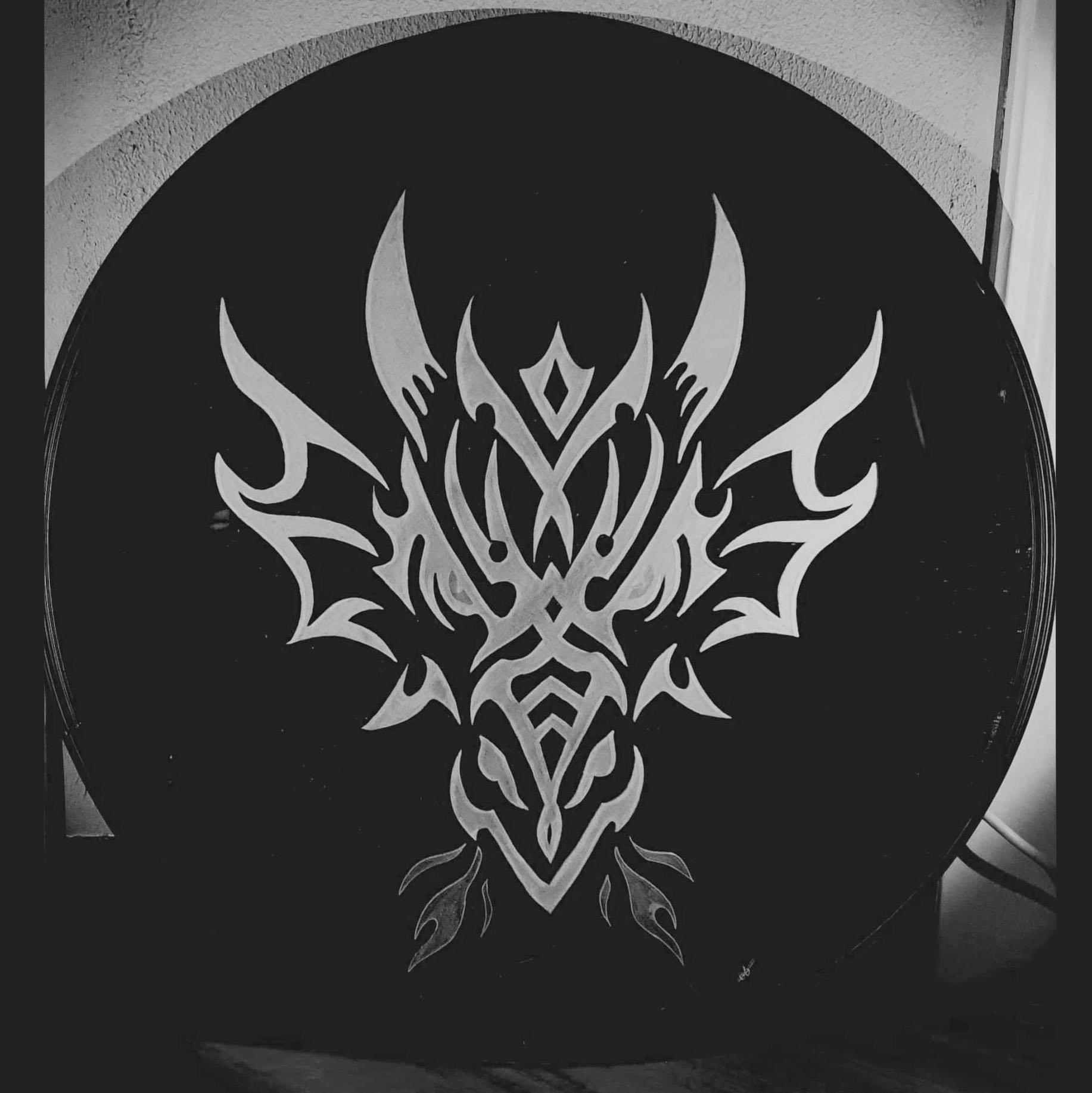 Mirror - Dragon