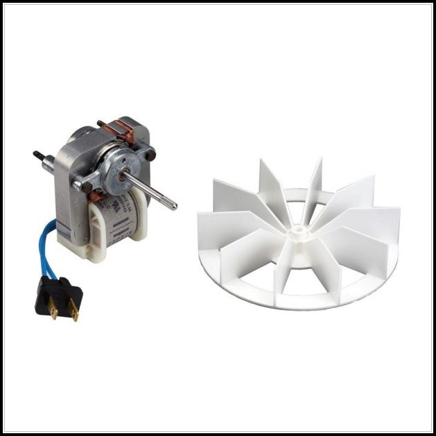 Bathroom Exhaust Fan Motor Home Depot