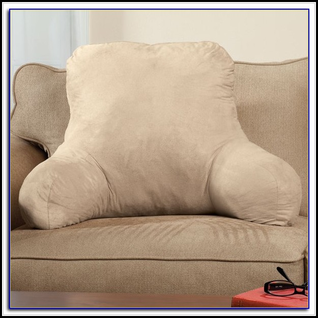 Bed Rest Pillow With Arms Target
