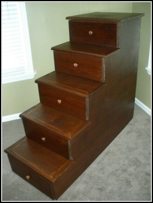 Bunk Bed Stairs Only