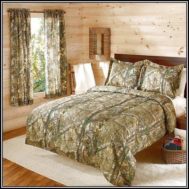 Camo Bedding Sets Full
