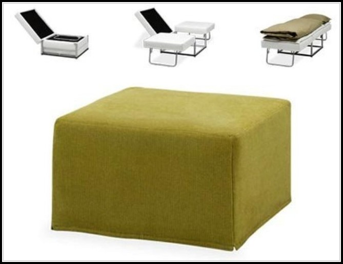 Fold Out Ottoman Bed Canada