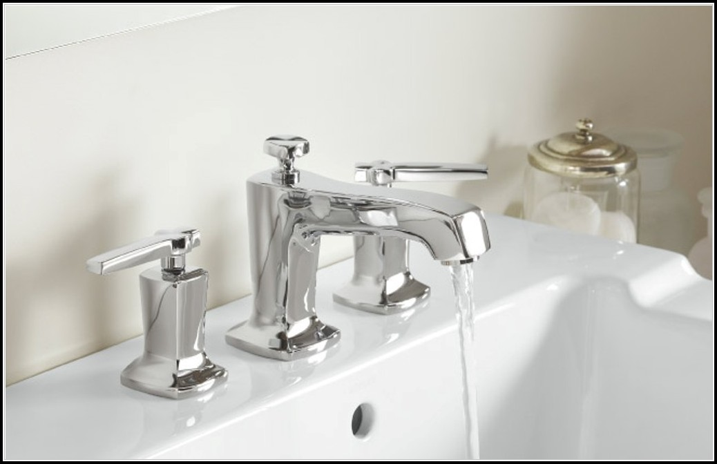 Kohler Crystal Bathroom Faucets