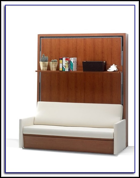 Murphy Bed With Couch Canada