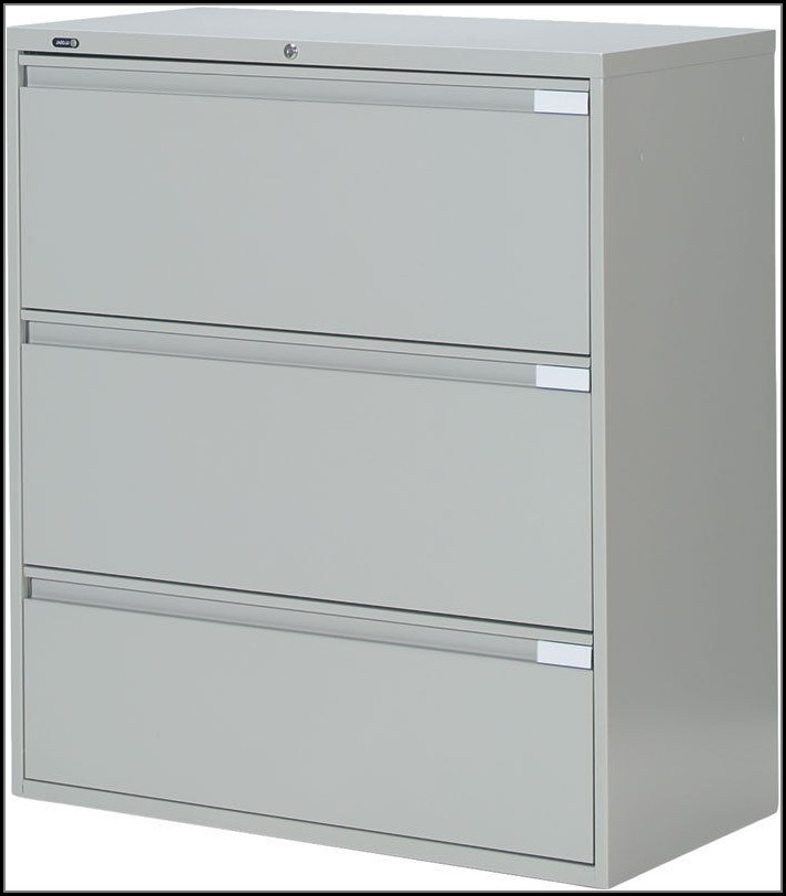 3 Drawer Lateral File Cabinet Metal