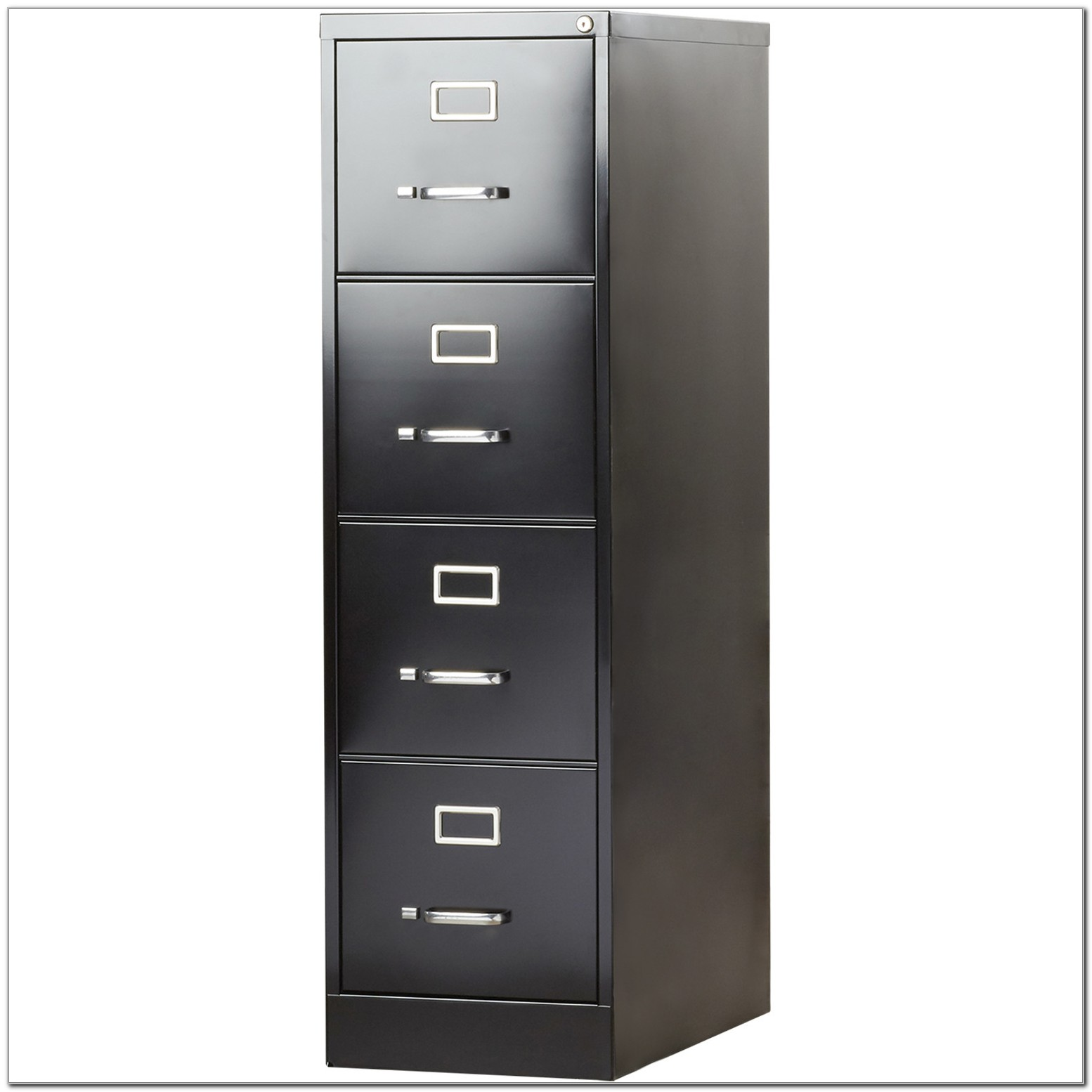 4 Drawer Letter Size File Cabinet