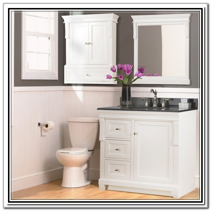48 Bathroom Vanity Cabinet Home Depot