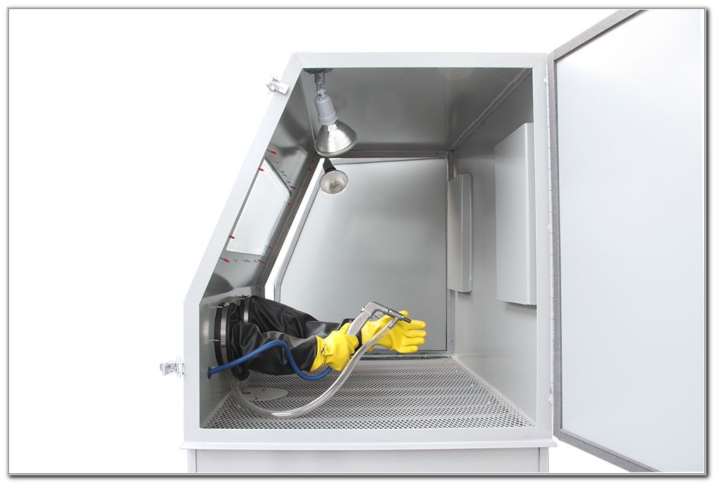 Abrasive Blast Cabinet Dust Collector