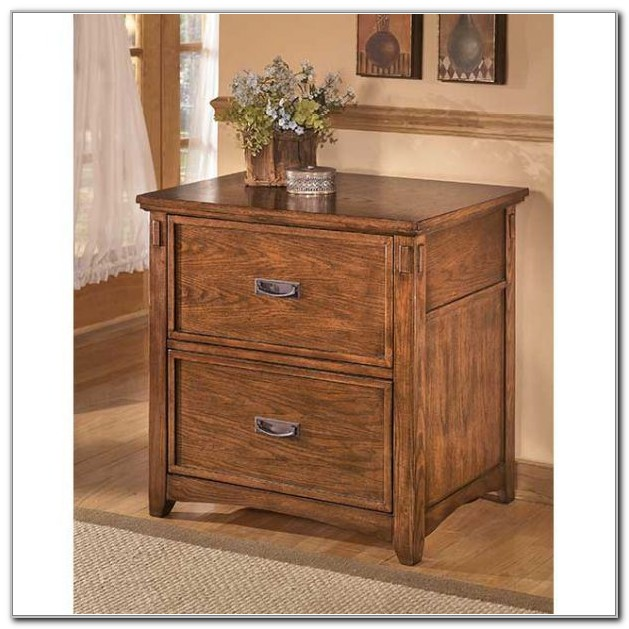 Ashley Furniture Lateral File Cabinet