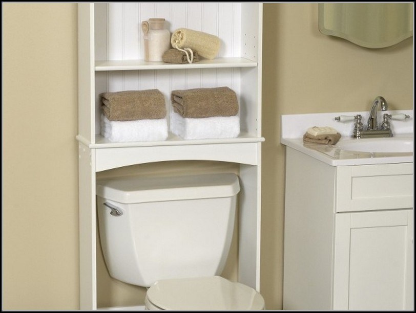 Bathroom Cabinet Over Toilet Home Depot